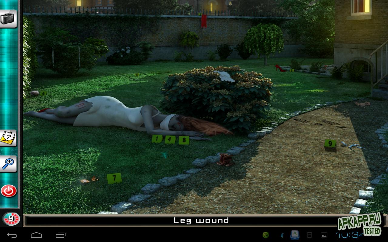 """Игра """"Deadly Association HD"""" для планшетов на Android"""