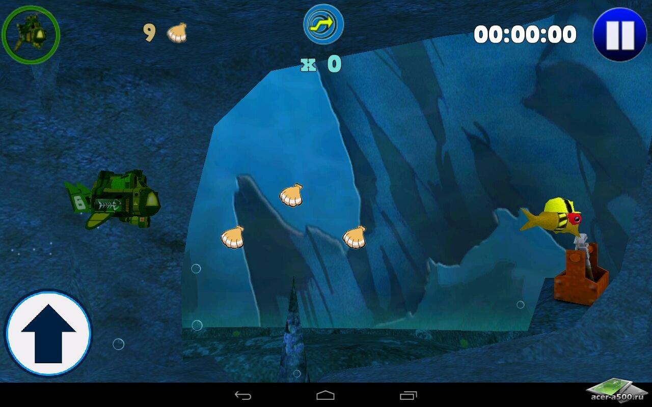 """Игра """"8th Wave: Abyssal Rise"""" на Андроид"""