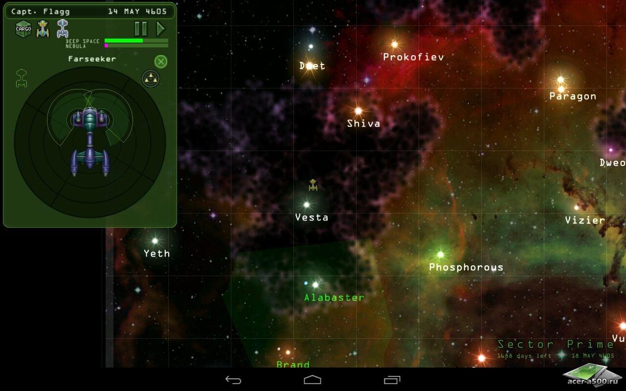 "Игра ""Weird Worlds"" для планшетов на Android"