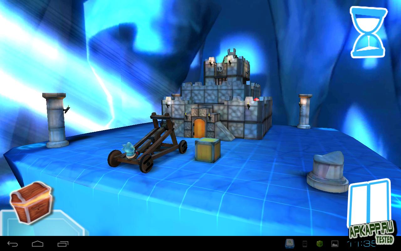 Игра Anmynor Puzzles v2 для планшетов на Android