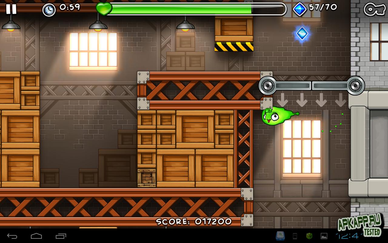 "Игра ""Spunk and Moxie"" для планшетов на Android"