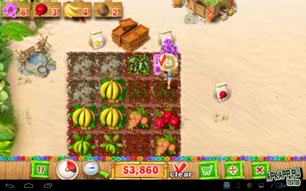 "Игра ""Ranch Rush 2"" для планшетов на Android"