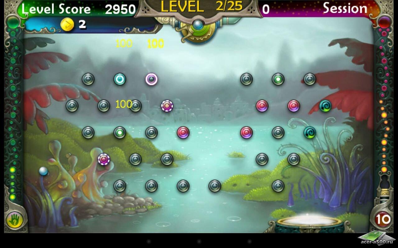"""Игра """"Pegland"""" для планшетов на Android"""