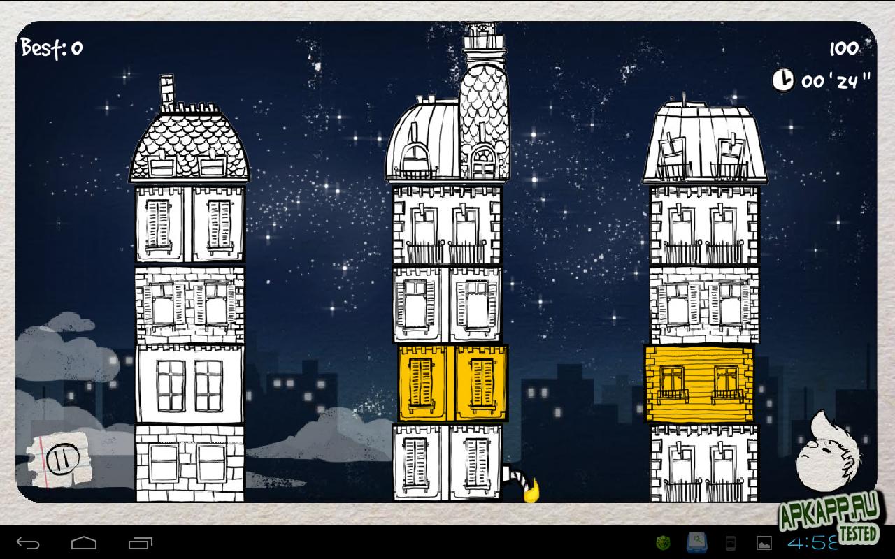 "Игра ""Luke at the Stars"" для планшетов на Android"