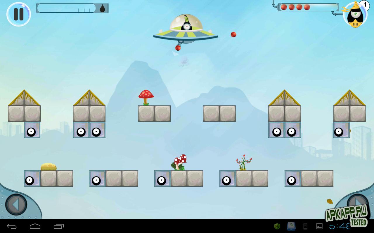 """Игра """"Captain Oil"""" для планшетов на Android"""