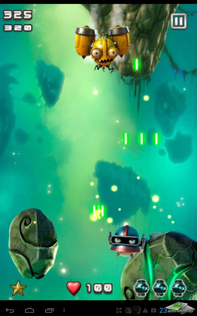 """Игра """"Super Blast 2"""" для планшетов на Android"""
