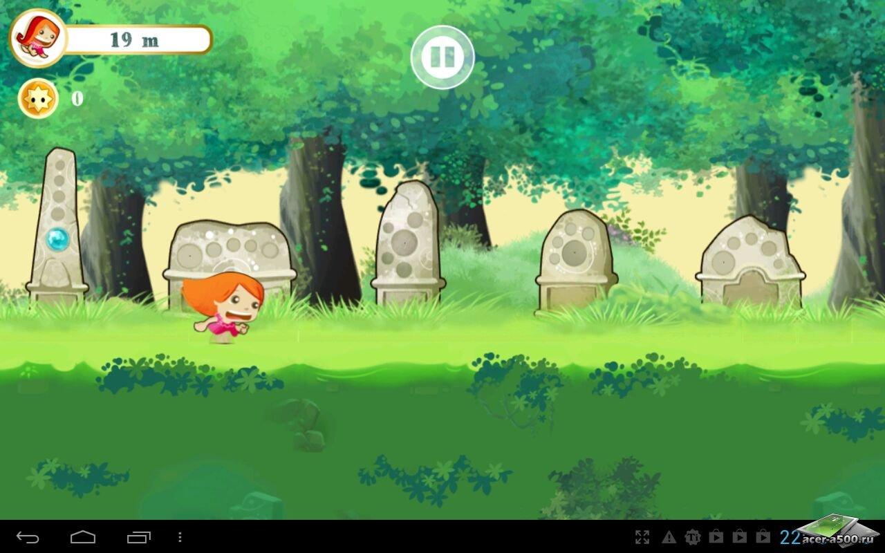 """Игра """"Little Amazon"""" для планшетов на Android"""