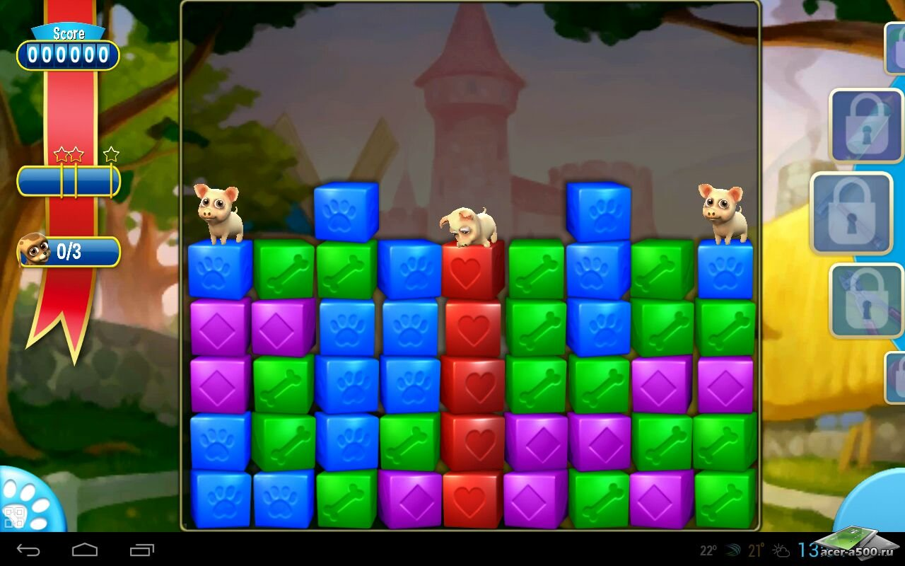 "Игра ""Pet Rescue Saga"" для планшетов на Android"