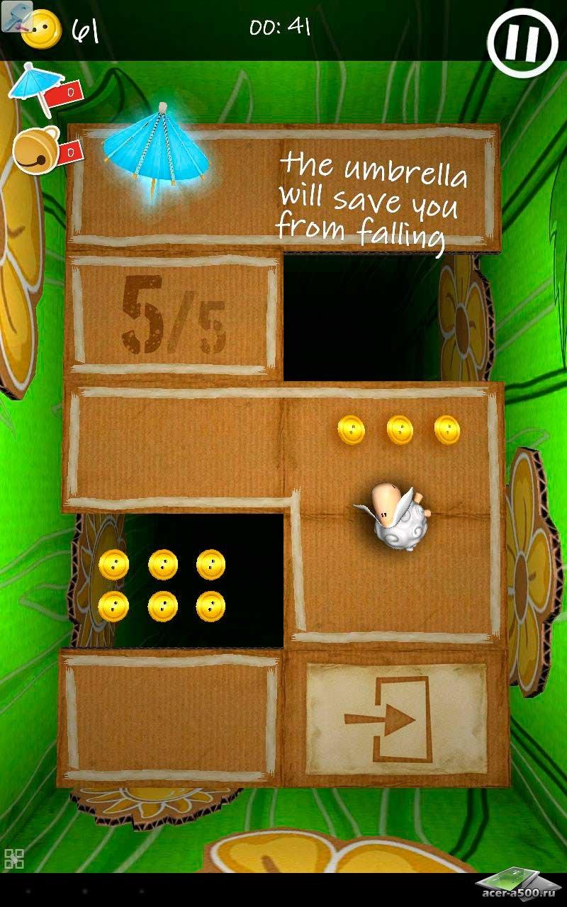 """Игра """"Sheep Up!™"""" для планшетов на Android"""