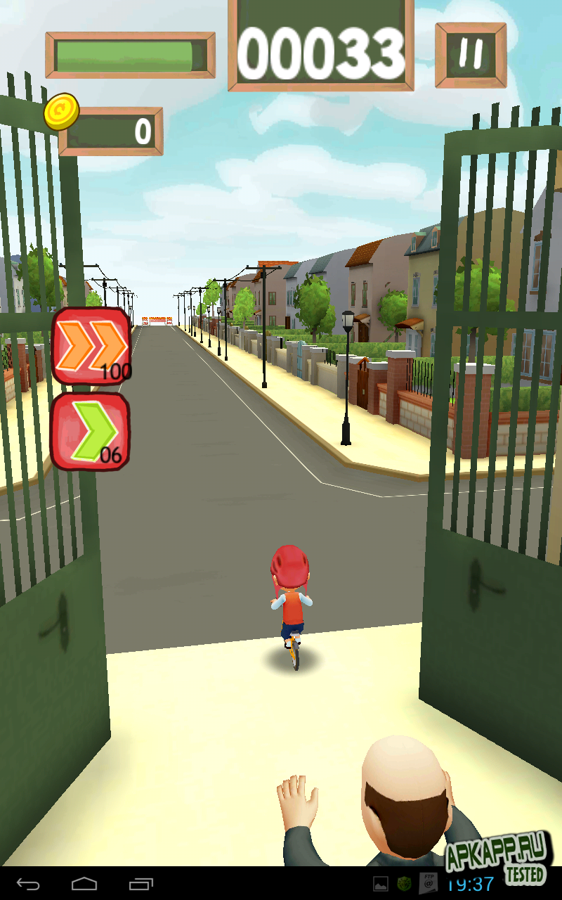 Игра Le Petit Nicolas для планшетов на Android