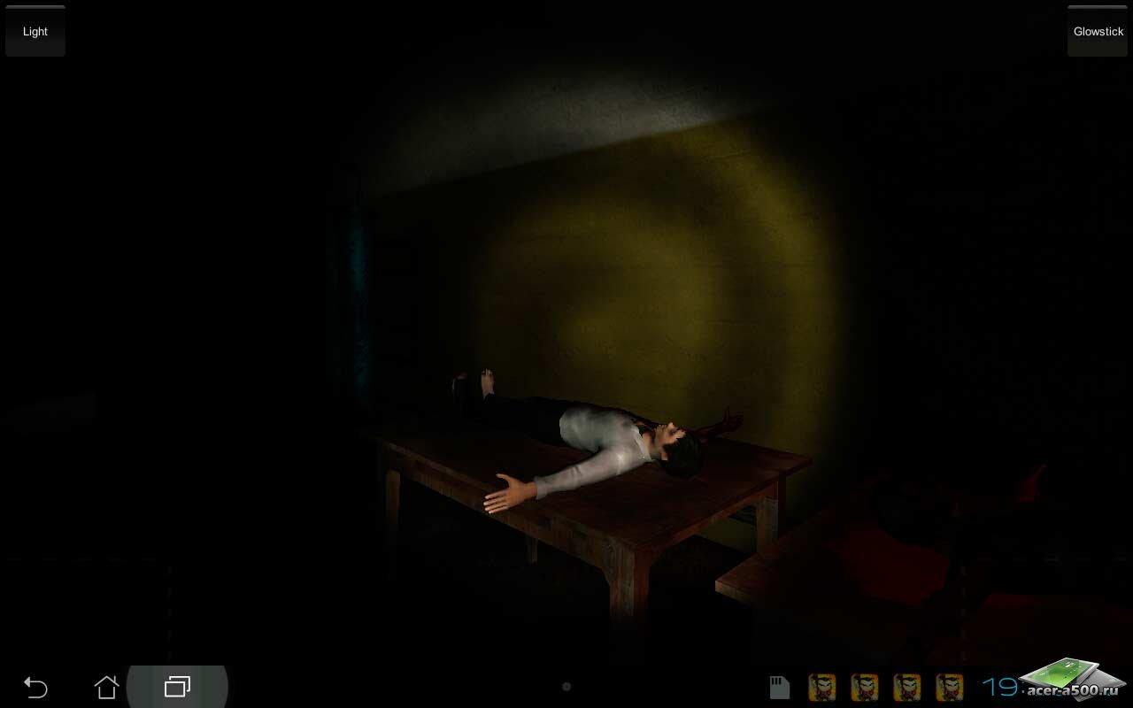 """Игра """"Dead Bunker HD"""" на Андроид"""