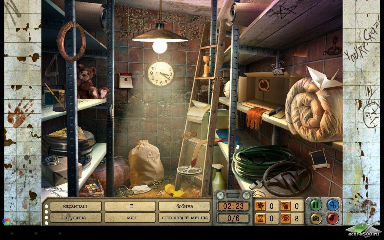 "Игра ""Ravenhill Asylum: HOG"" для планшетов на Android"