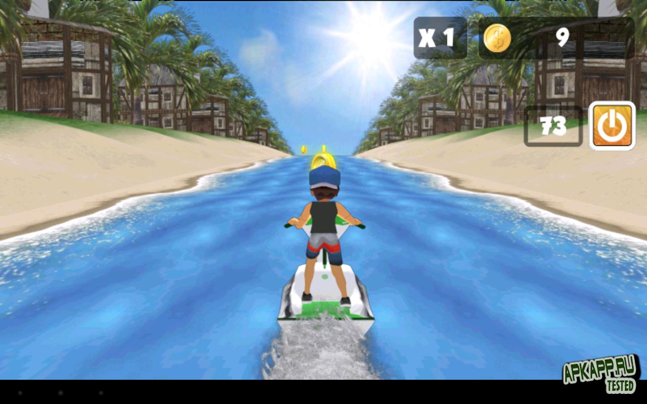 """Игра """"Jet Ski Joyride"""" на Андроид"""