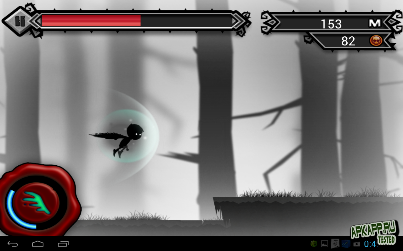 "Игра ""Haunted Night - Running Game"" на Андроид"