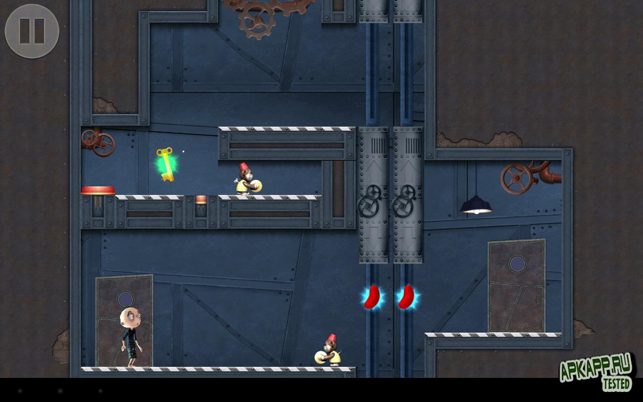 "Игра ""Figaro Pho Fear Factory"" для планшетов на Android"