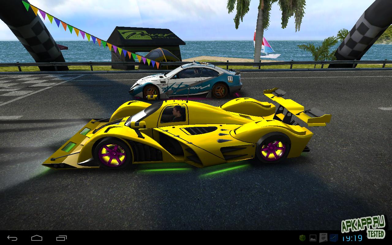 """Игра """"Car Club:Tuning Storm"""" на Андроид"""