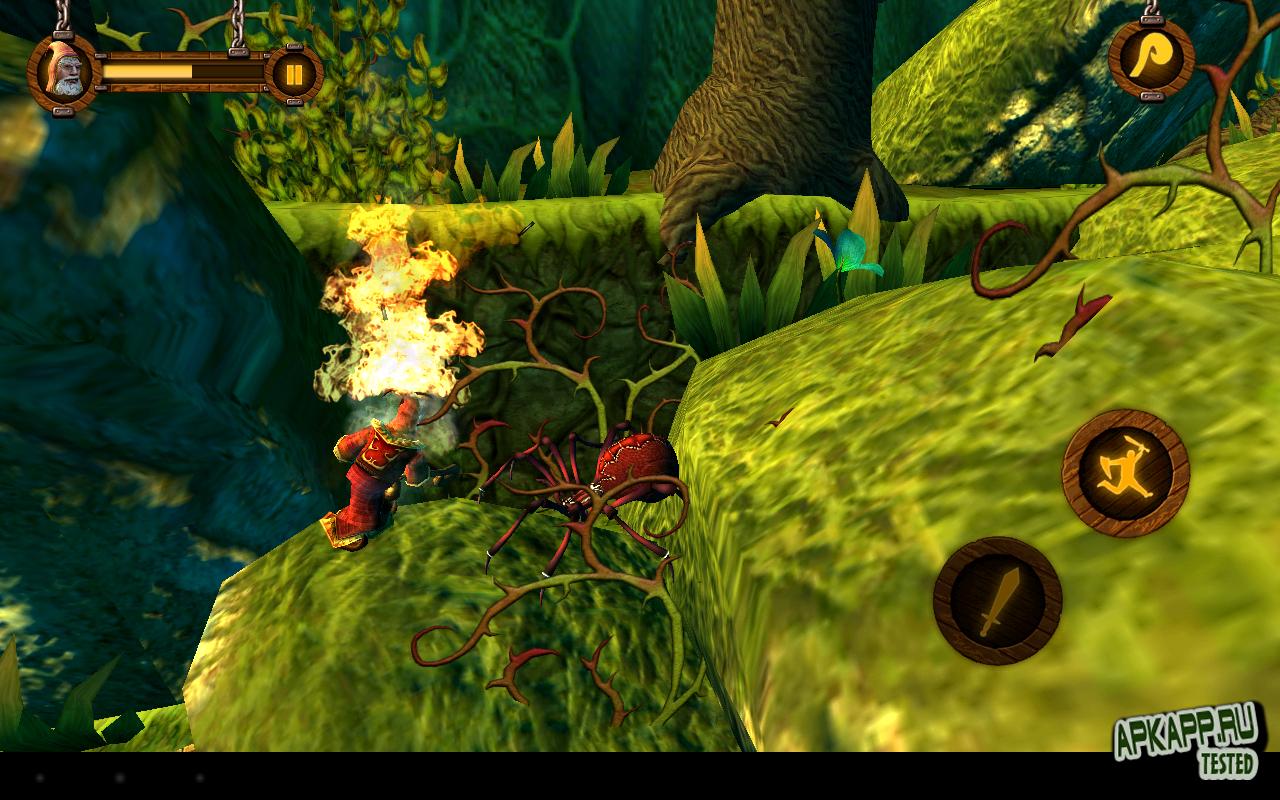 "Игра ""Evertales"" для планшетов на Android"