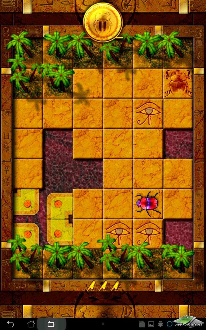 "Игра ""Scarab Tales"" для планшетов на Android"