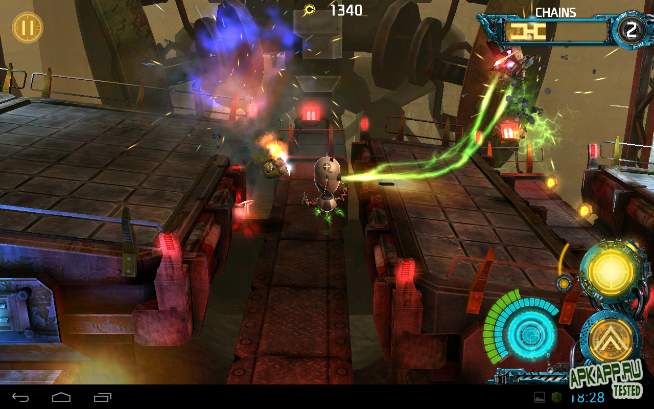 Игра Bounty Arms для планшетов на Android