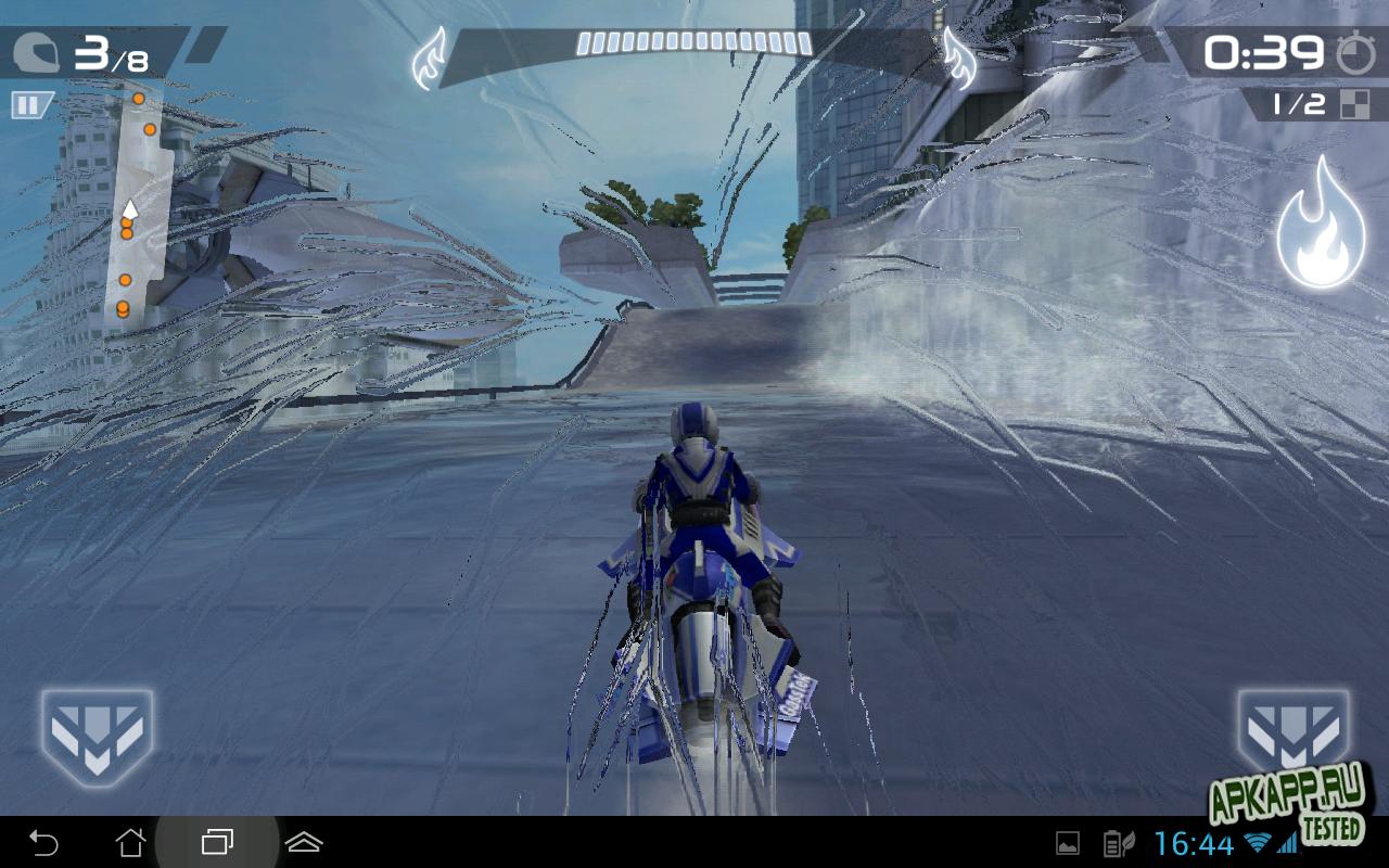 Игра Riptide GP2 для планшетов на Android