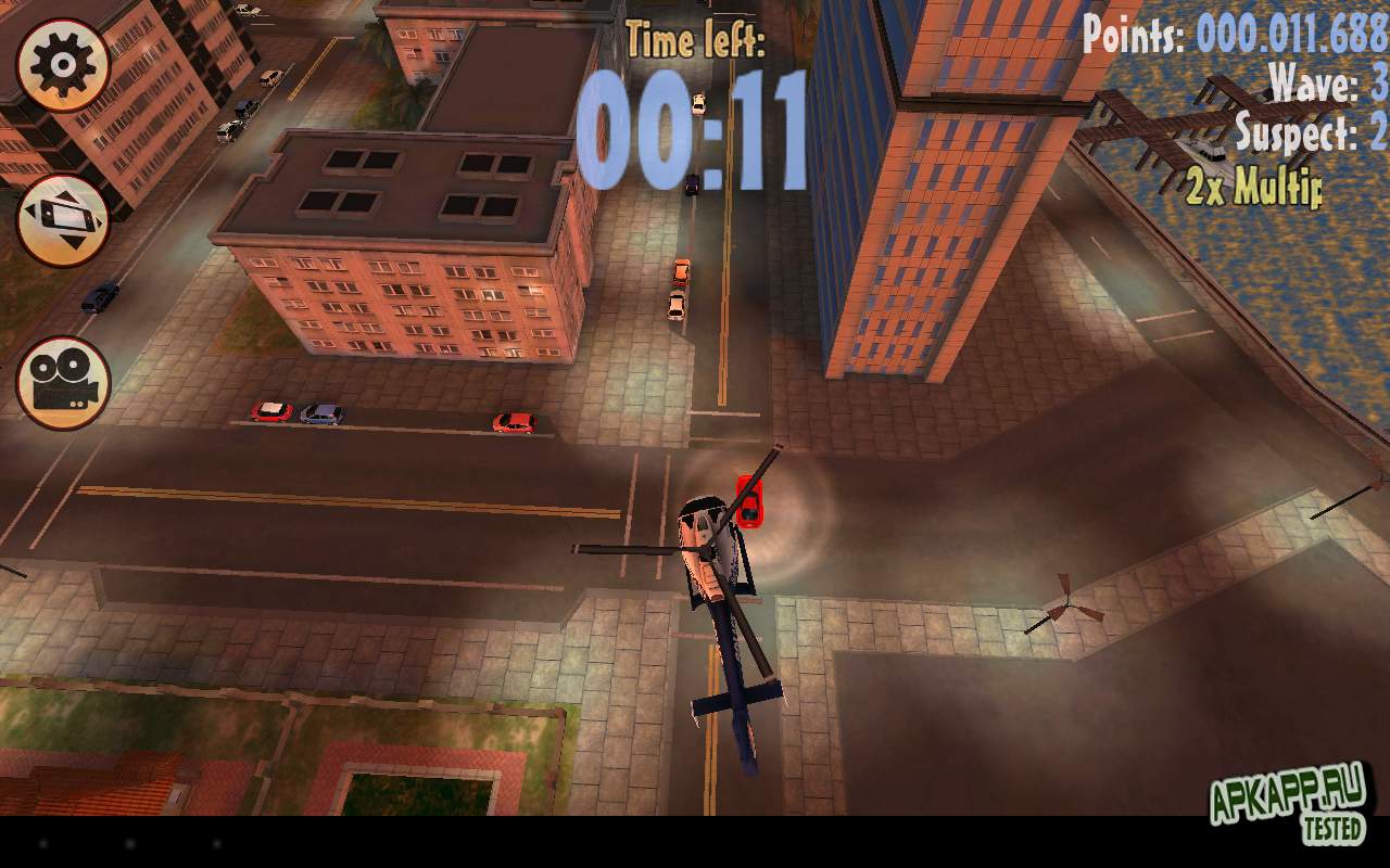 Игра Suspect In Sight! для планшетов на Android
