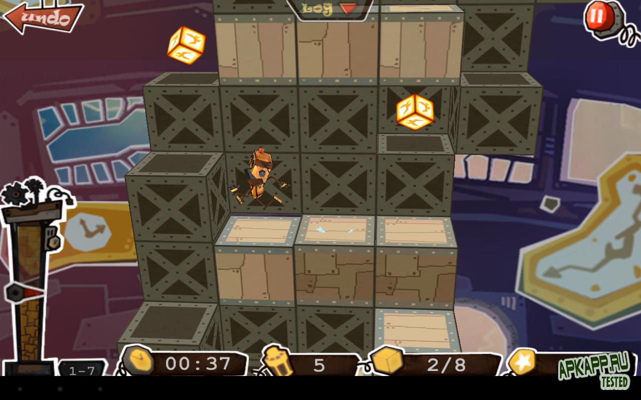 Игра Robo5 для планшетов на Android