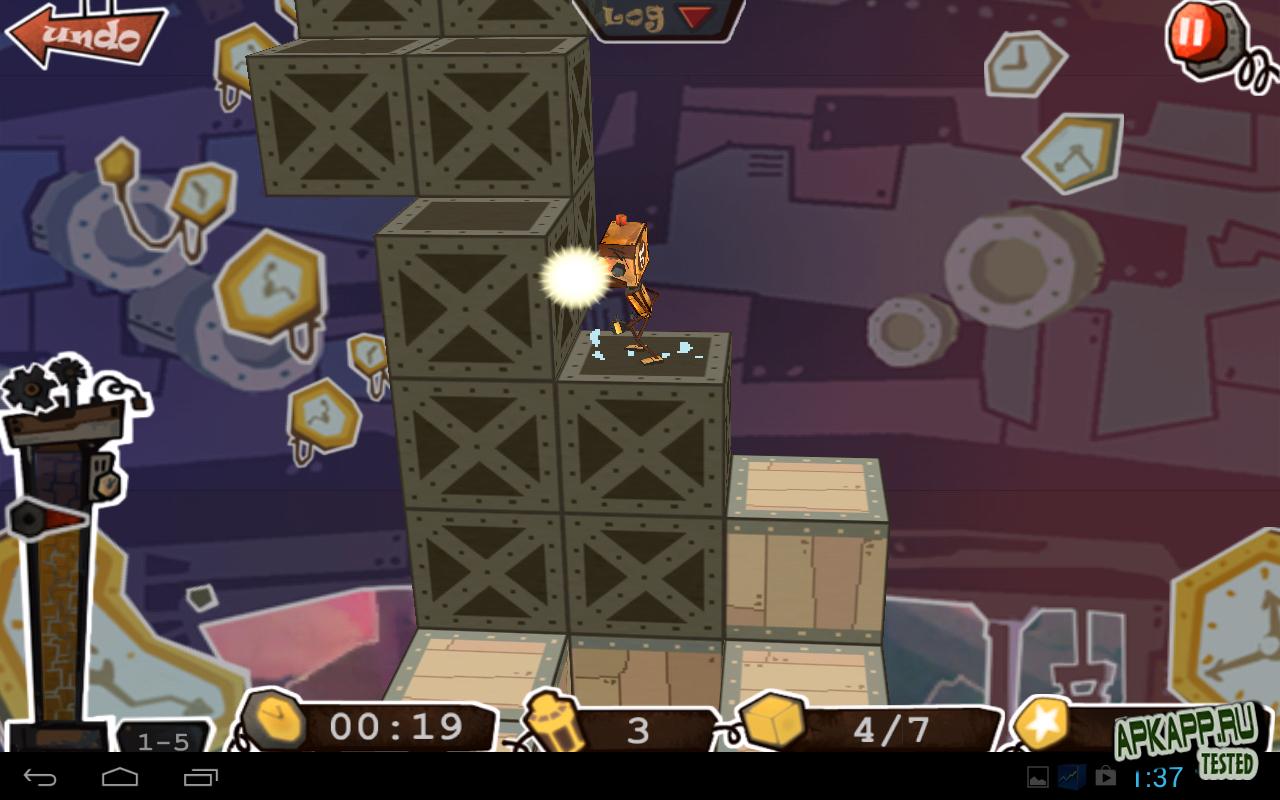 Игра Robo5 на Андроид