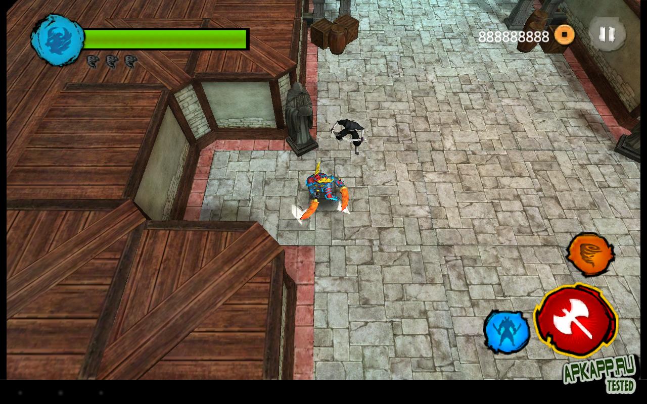 Игра BeyWarriors для планшетов на Android