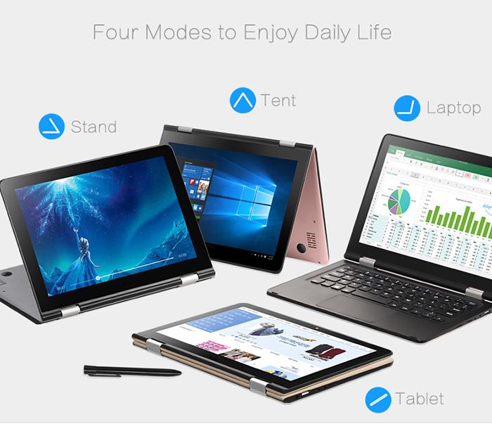 Открыты предзаказы на VOYO VBook V1 WiFi Ultrabook Tablet PC