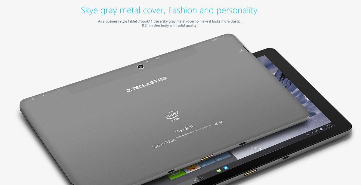 Принимаются предзаказы на Teclast Tbook 11 2 in 1 Ultrabook Tablet PC