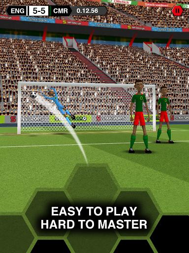 Игра Stick Soccer на Андроид