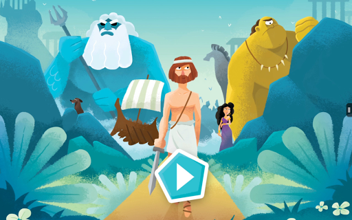 Игра Одиссея для планшетов на Android