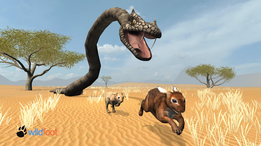 Snake Chase Simulator для планшетов на Android