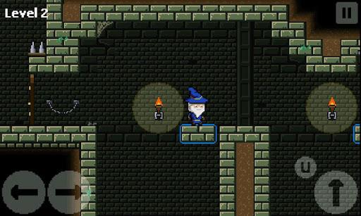 Игра Merlins Adventure на Андроид