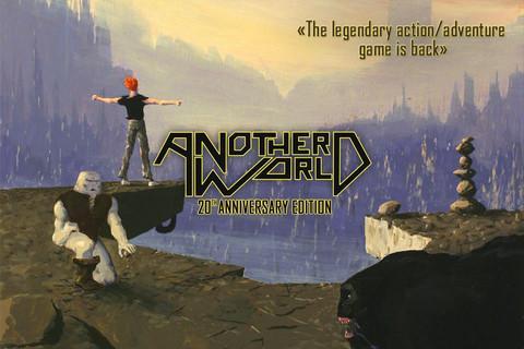 "Игра ""Another World"" на Андроид"