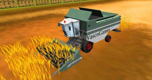 Игра Reaping Machine Simulator на Андроид