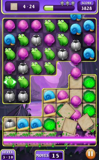 Игра Magic Mania для планшетов на Android
