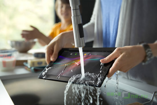 Sony Xperia Tablet Z - обзор и видео-обзор
