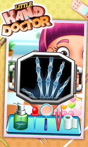 Игра Hand Doctor для планшетов на Android