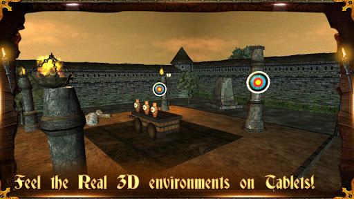 Игра Archery 3D Pro для планшетов на Android