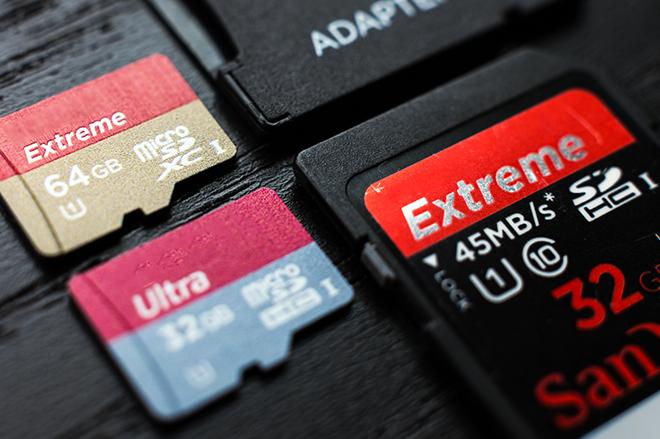 Какие карты памяти лучше для планшета?