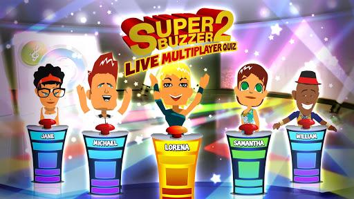 Quiz Superbuzzer 2 скачать на планшет Андроид