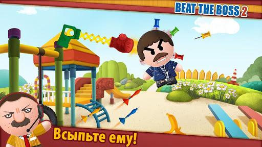 Игра Beat the Boss 2 для планшетов на Android