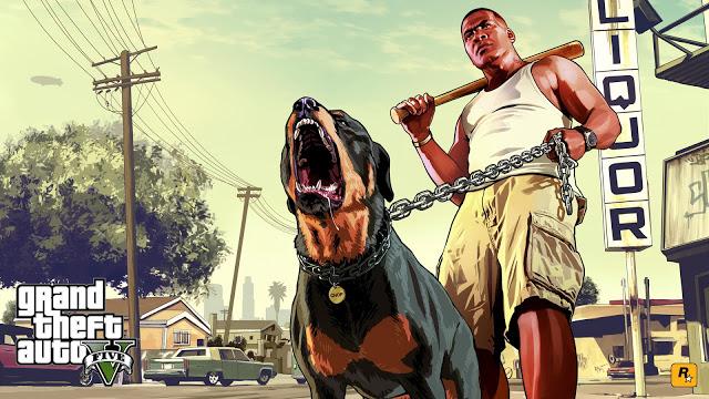 Обои GTA 5 (Grand Theft Auto IV) для планшетов Android