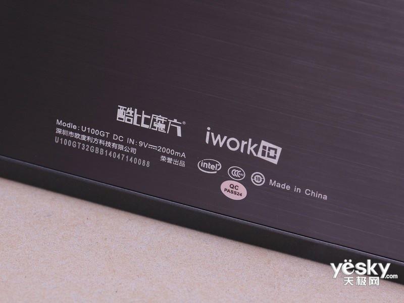 Обзор планшета Cube iWork10