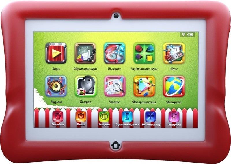 Лучший детский планшет iKids