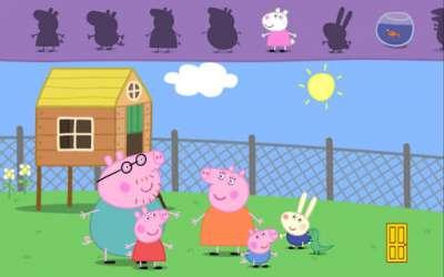 "Игра ""Peppa Pig - Happy Mrs Chicken"" для планшетов на Android"