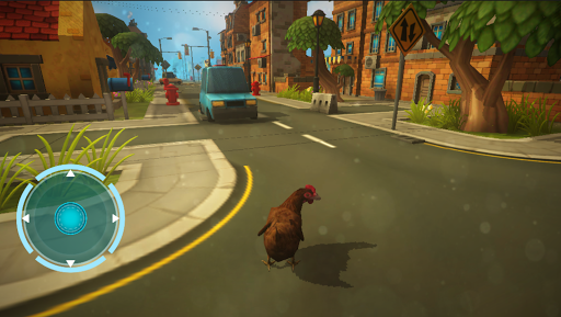 Crazy Chicken Simulator на Андроид