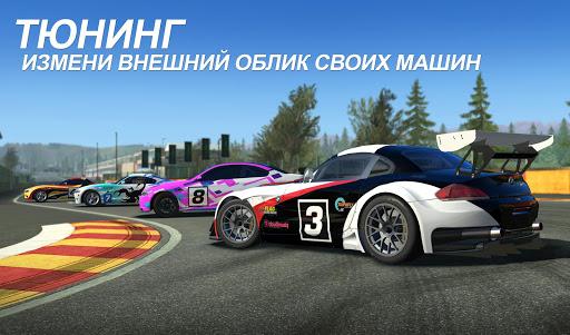 Игра Real Racing 3 для планшетов на Android