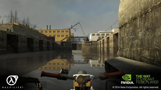 Half-Life 2 скачать на планшет Андроид